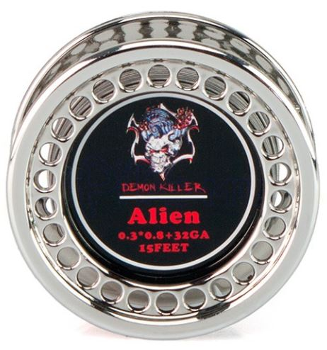Demon Killer Alien Clapton Wire (15 ft)