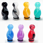 Acrylic Big Belly Pawn Drip Tip  510-901-808